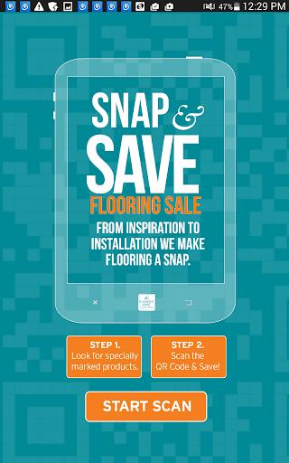 Carpet One Snap Save