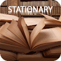 Stationary wallpaper icon