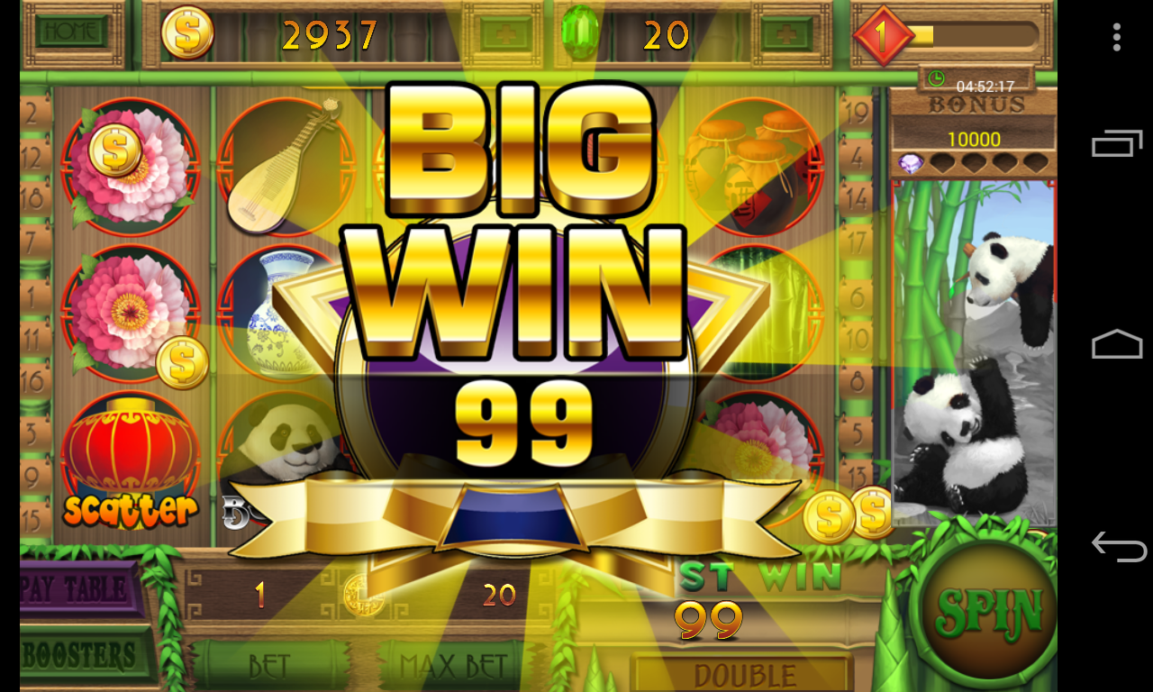 Spiele 9 Pandas On Top - Video Slots Online