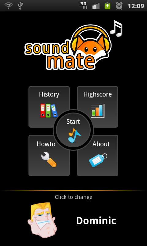 Sound mate - Discover music- screenshot