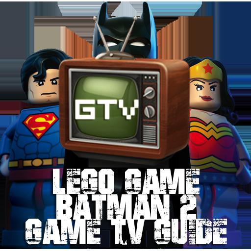 lego game guide batman2 dchero