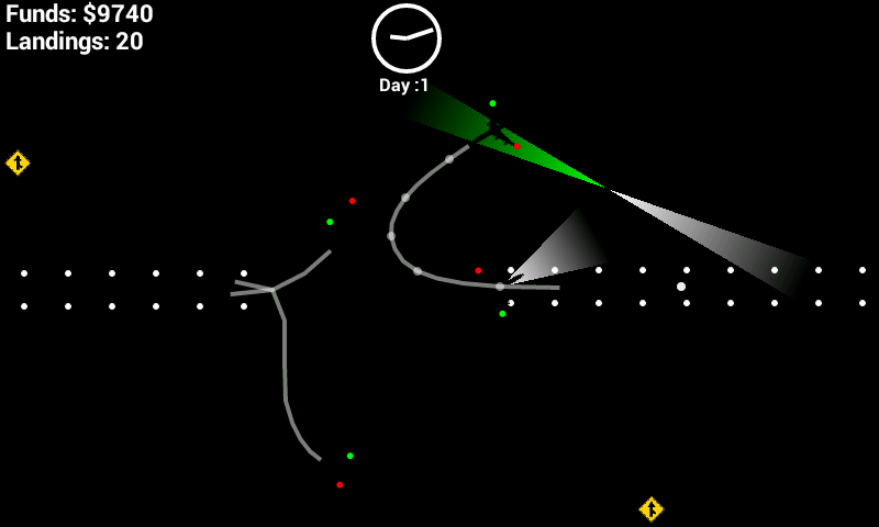 Air Lane Lite- screenshot
