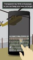 Screenshot of ai.type Ziv's Combat Theme