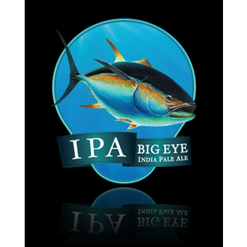 Logo of Ballast Point Big Eye IPA