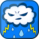 Rain - The search for water icon