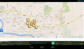 Screenshot of Bangladesh Prayer App