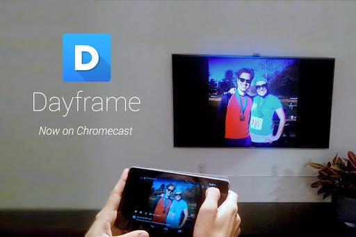 Dayframe Chromecast Photos