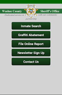Washoe County Sheriff- screenshot thumbnail