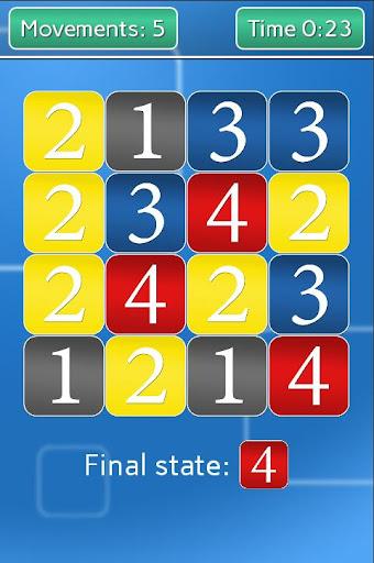 MultiLights Puzzle