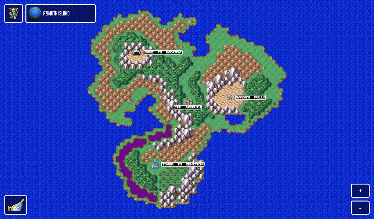 Dragon Geo - screenshot