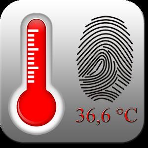 人體測溫儀 工具 App LOGO-APP試玩