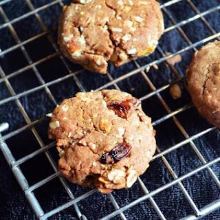 Eggless breakfast cookies recipe,how to make breakfast cookies | Eggless baking recipes