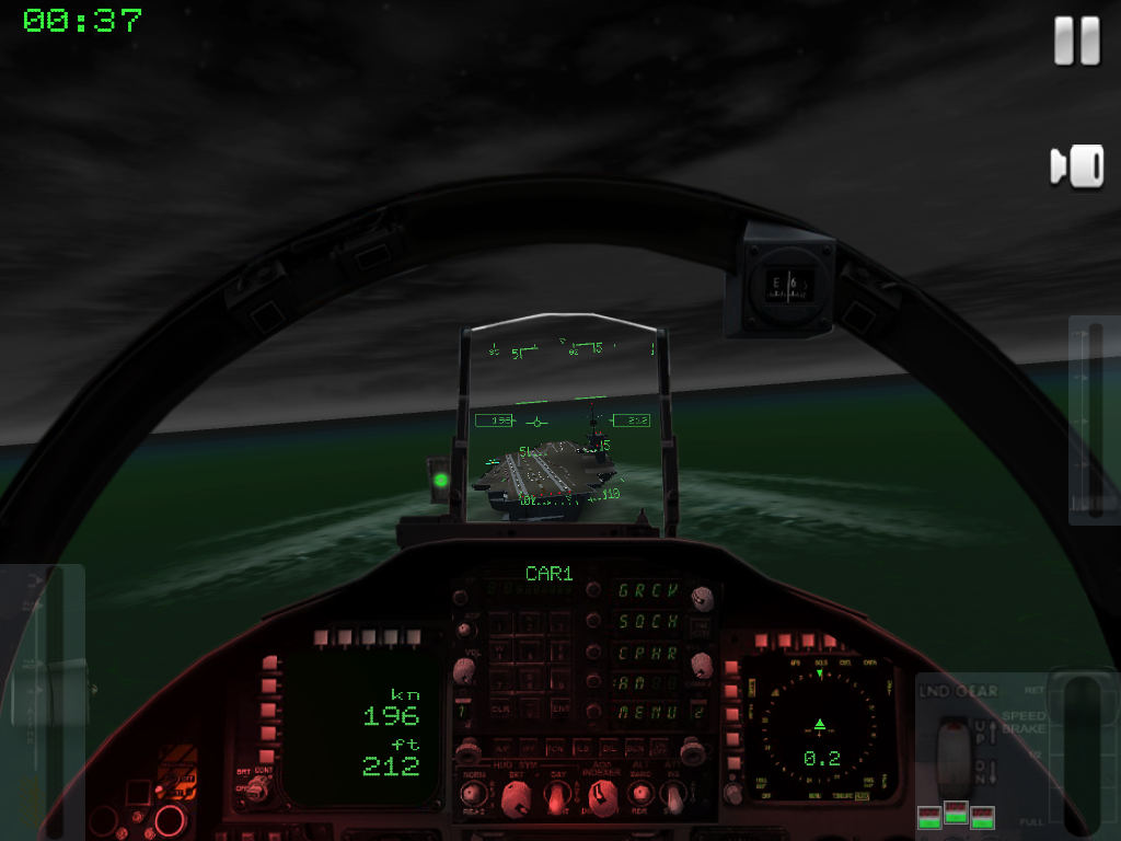 Air Navy Fighters Lite- screenshot