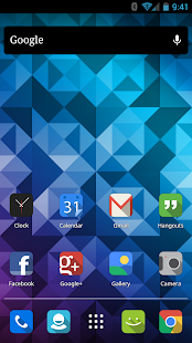 iNex Full - Icons - screenshot thumbnail