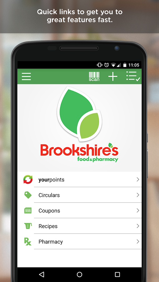 Brookshire's - screenshot