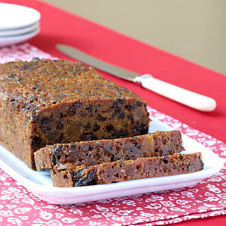 Real Old-Fashioned Fruitcake