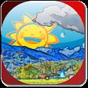 Animated Landscape Wallpaper icon