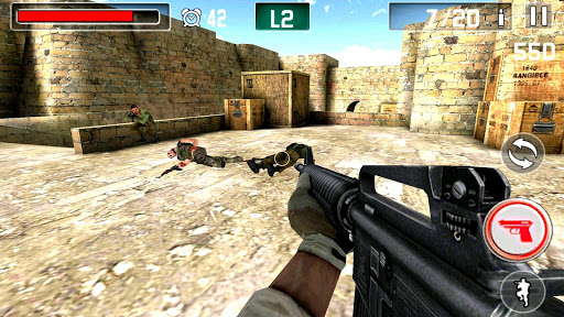 gun shoot war game download for pc
