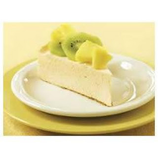 Low-Fat Tropical Dream Cheesecake Recipe