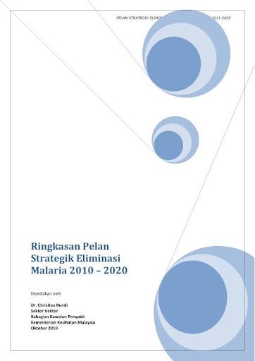 KKM BKP Plan Eliminasi Malaria
