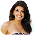Hot Indian Beauty Kajal LWP icon