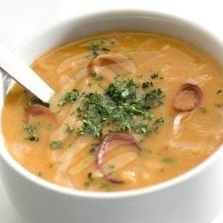 Frankfurter Soup
