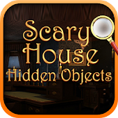 Scary House Hidden Objects