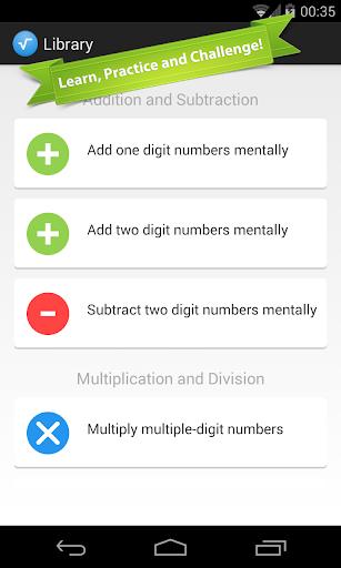 Math Challenge v 1.25  Hack Mod APK [LATEST]