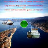 Ship tracker Vessel finder PRO