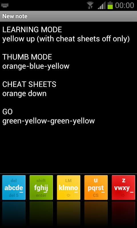 [Deprecated] 5-TILES Lite - screenshot