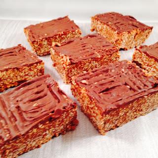 Choco-Coco Bars Recipe