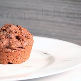 Triple Quinoa And Chocolate Muffins.