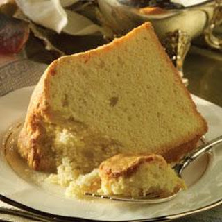 Mildred's Sour Cream Pound Cake.