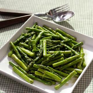 Stir-Fried Asparagus.