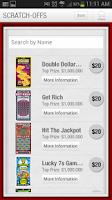Screenshot of MD Lottery
