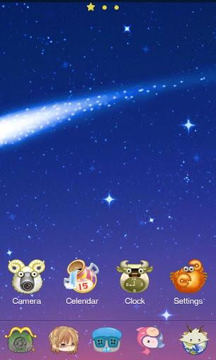 Constell GO LAUNCHER THEME