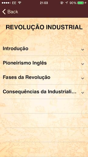 【免費教育App】LookHistória - História-APP點子