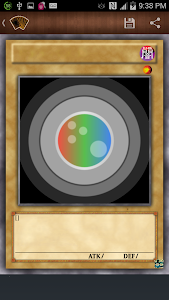 Card Maker-Yugioh screenshot 1