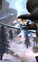 Screenshot of The Legend of Holy Archer (EN)