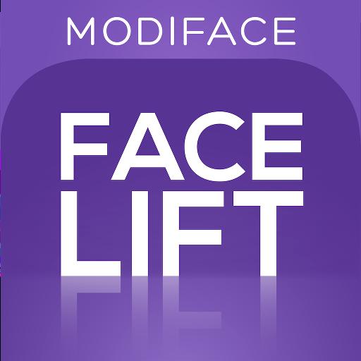 FaceLift LOGO-APP點子