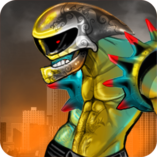 Doomed Runner Endless Shooter 動作 App LOGO-硬是要APP
