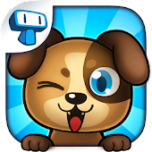 My Virtual Dog - Cute Puppies Pet Caring Game