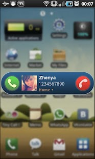 Tiny Call Confirm Plus+- screenshot thumbnail