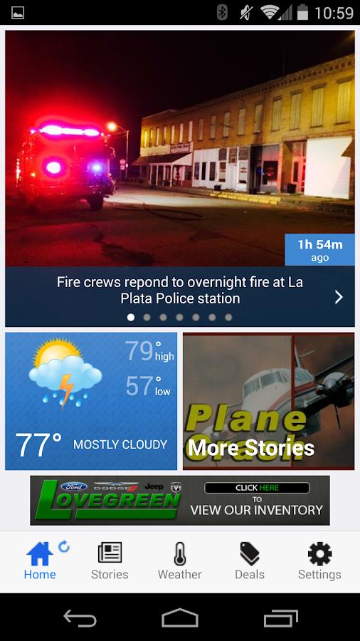 KTVO Television - screenshot