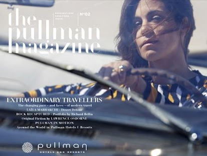 The Pullman magazine- screenshot thumbnail