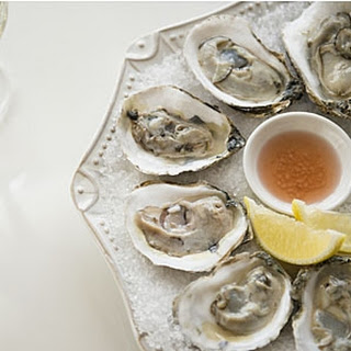 Raw Oyster Condiments Recipes.
