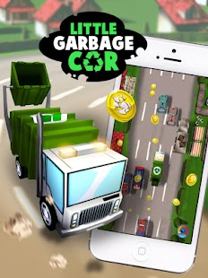 Little Garbage Truck Free