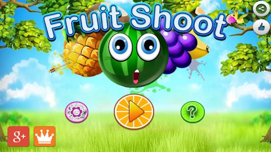 水果射擊 - Fruit Shoot 街機 App-愛順發玩APP