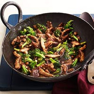 pork broccoli oyster sauce Recipes