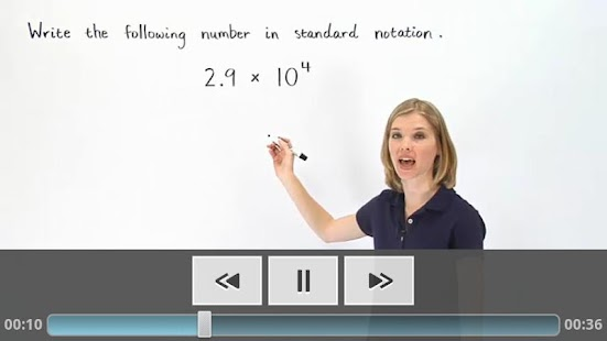 ACT Math Prep- screenshot thumbnail